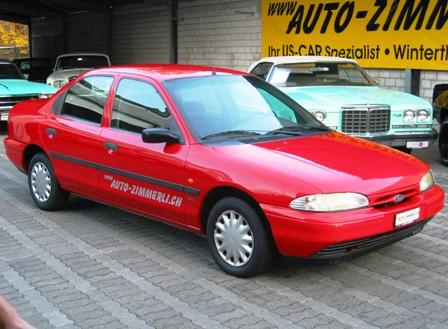 Ford Mondeo 1987 foto - 1