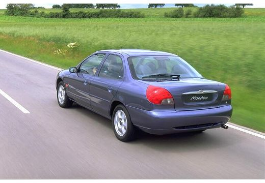 Ford Mondeo 1998 foto - 3