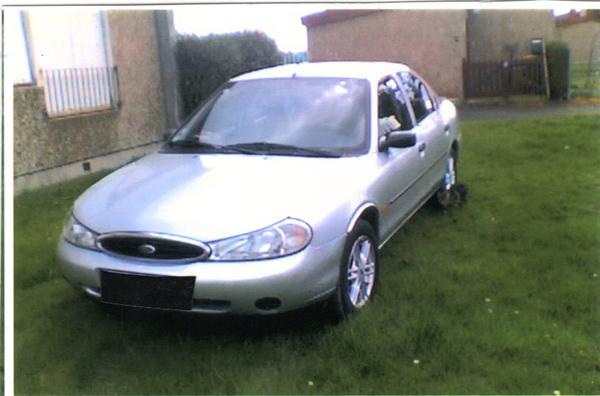Ford Mondeo 1999 foto - 1