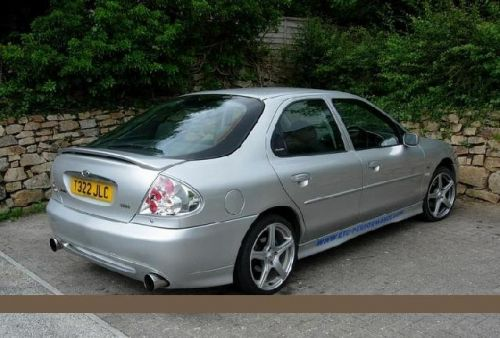 Ford Mondeo 1999 foto - 4