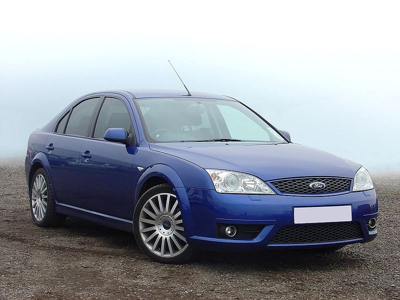 Ford Mondeo 2001 foto - 1