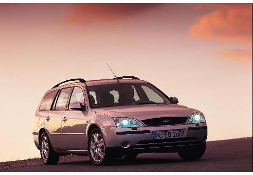 Ford Mondeo 2001 foto - 4