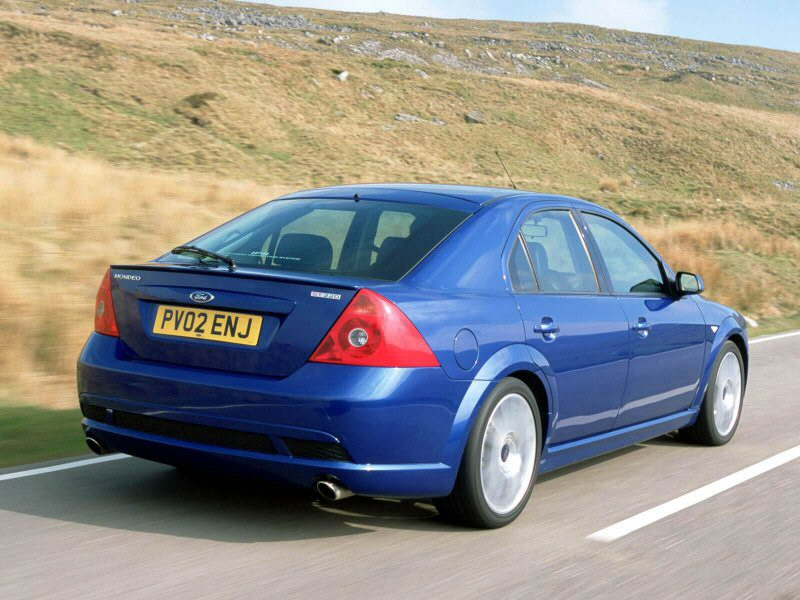 Ford Mondeo 2001 foto - 5