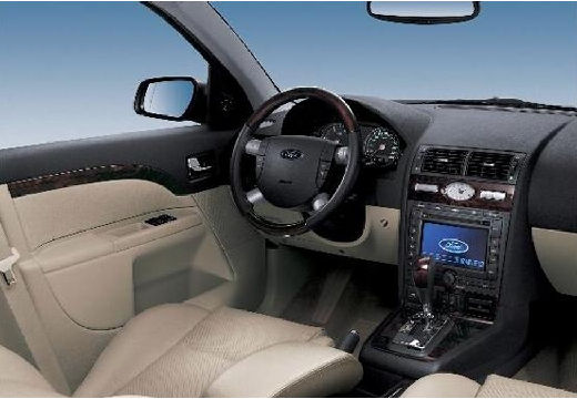 Ford Mondeo 2002 foto - 4
