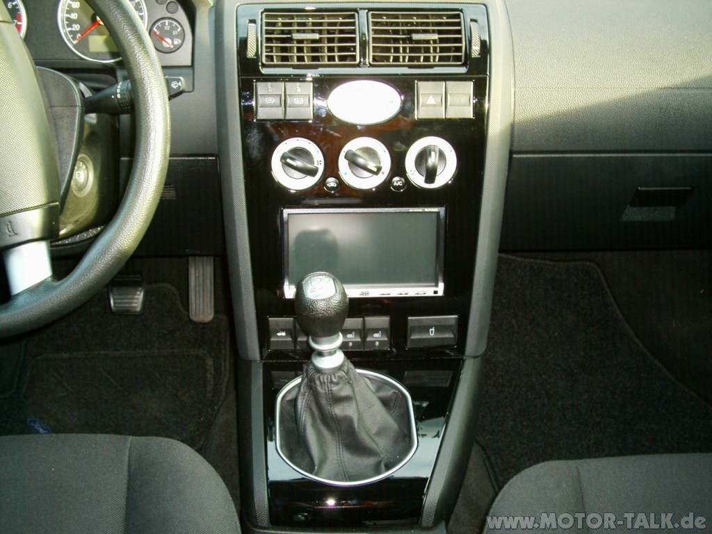 Ford Mondeo 2002 foto - 5