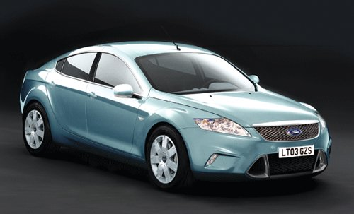 Ford Mondeo 2007 foto - 1