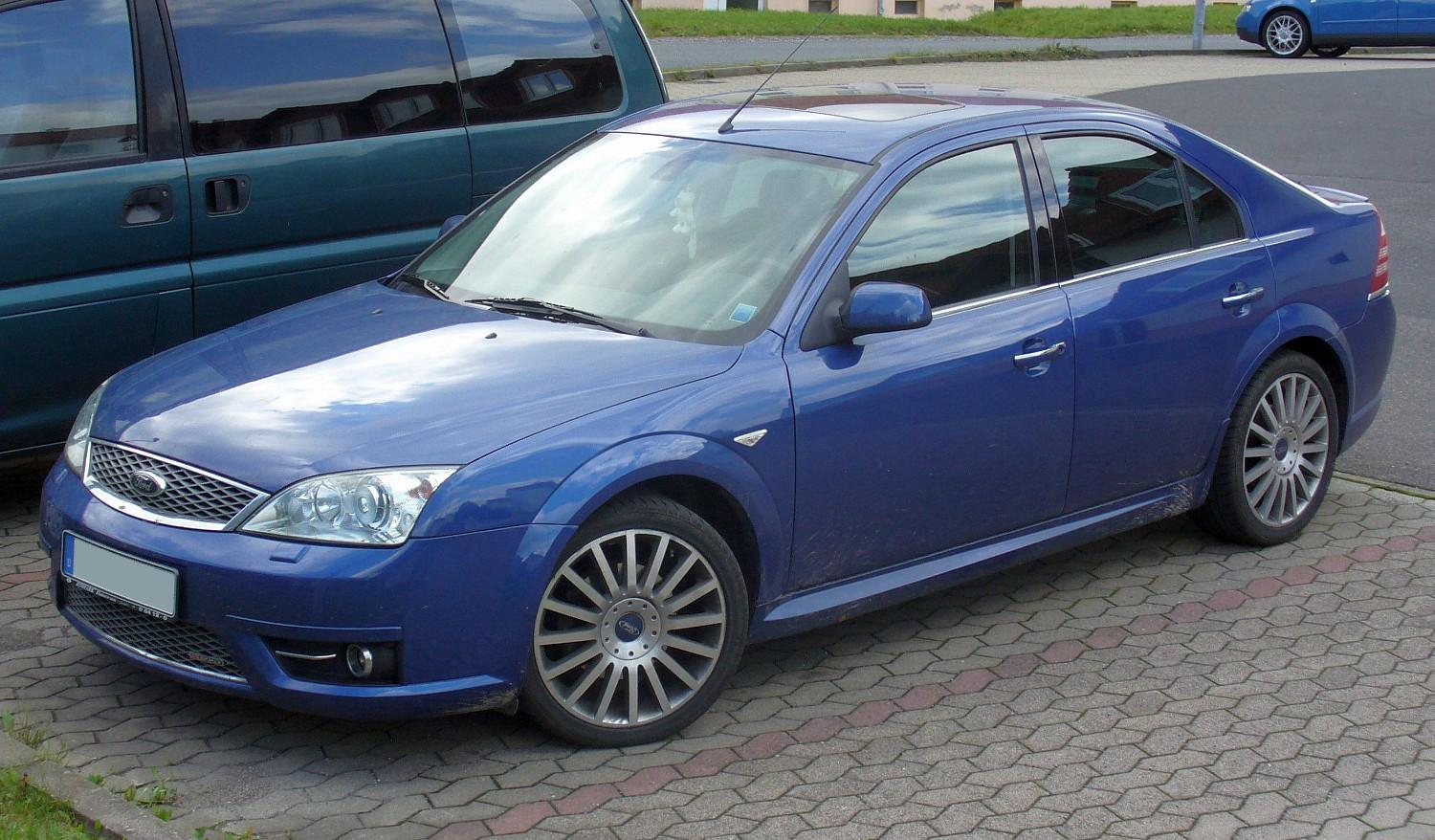 Ford Mondeo 2007 foto - 2