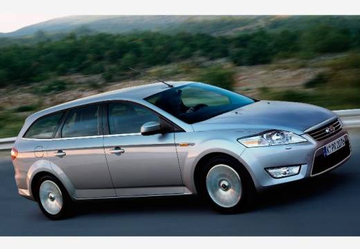 Ford Mondeo 2008 foto - 1