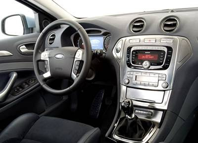 Ford Mondeo 2008 foto - 2