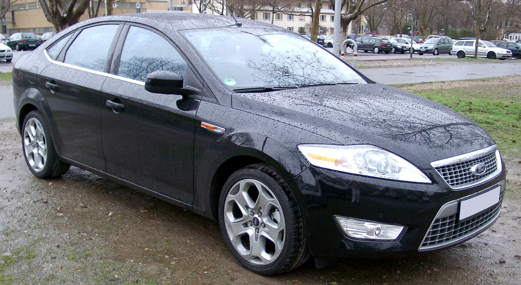 Ford Mondeo 2008 foto - 3