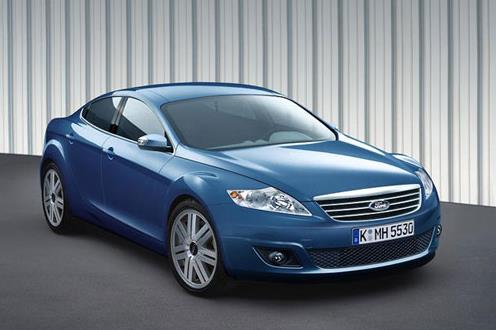 Ford Mondeo 2008 foto - 4