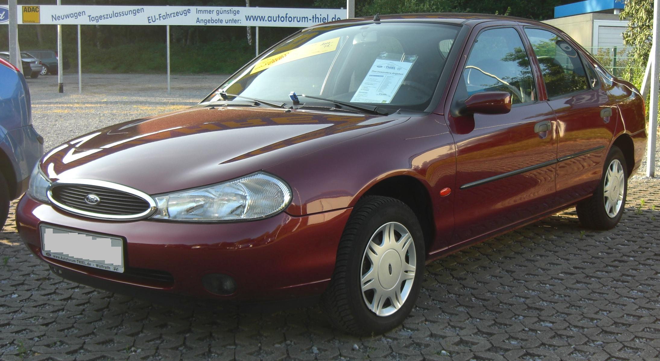 Ford Mondeo 2008 foto - 5