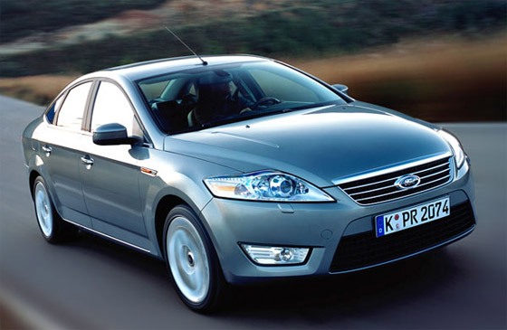 Ford Mondeo 2009 foto - 1