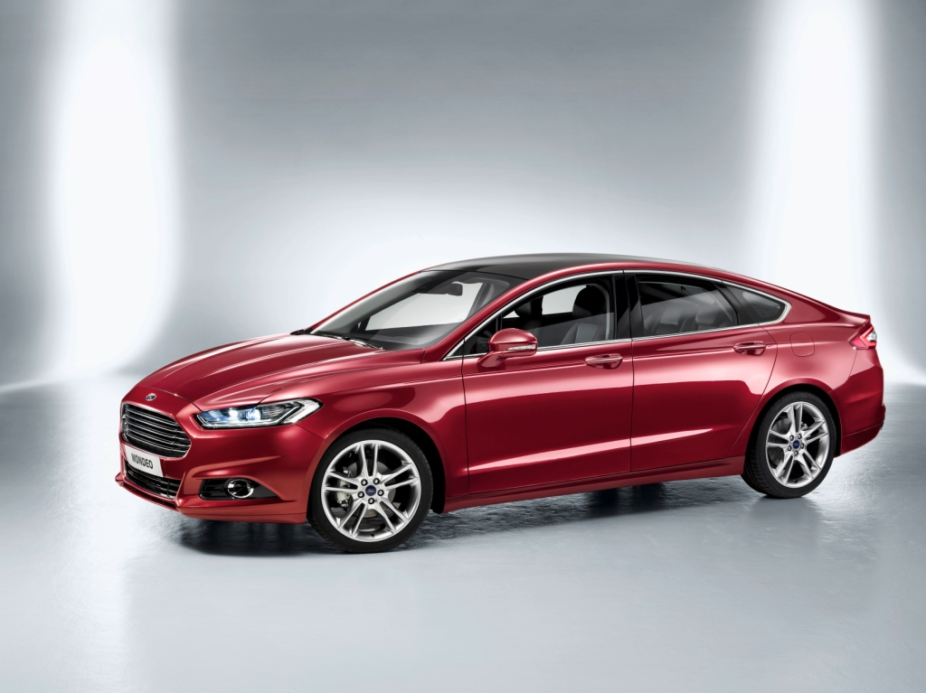 Ford Mondeo 2014 foto - 1
