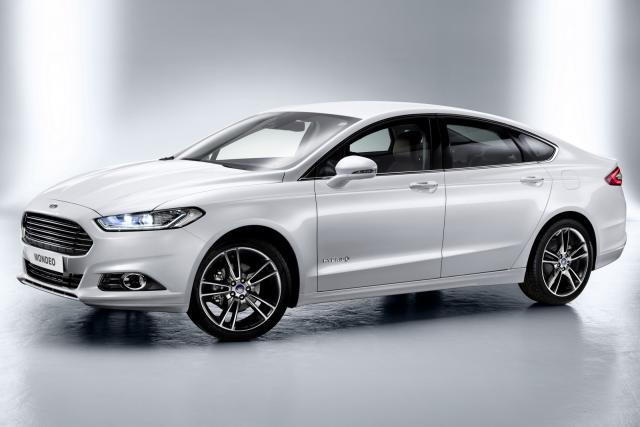 Ford Mondeo 2014 foto - 3