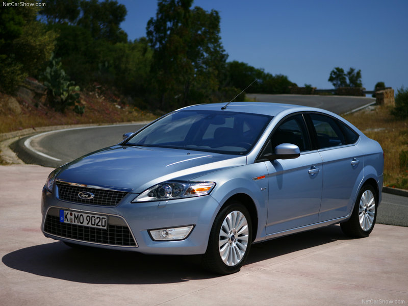 Ford Mondeo 2015 foto - 4