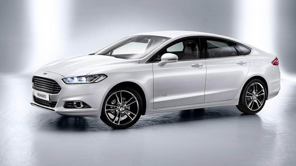 Ford Mondeo 2015 foto - 5