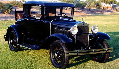 Ford Mustang 1930 foto - 4