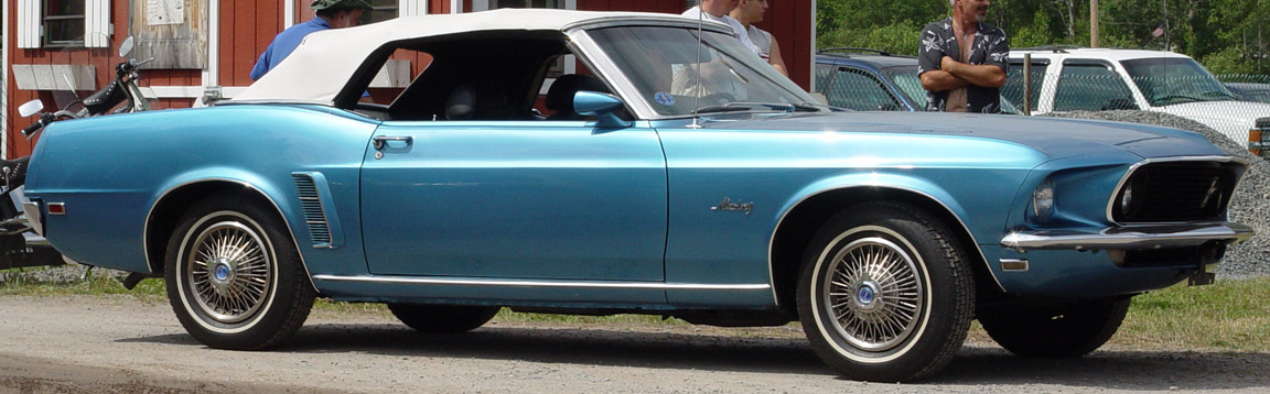 Ford Mustang 1960 foto - 4