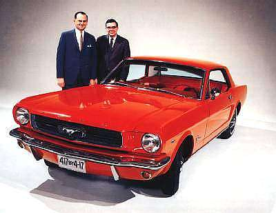 Ford Mustang 1962 foto - 4