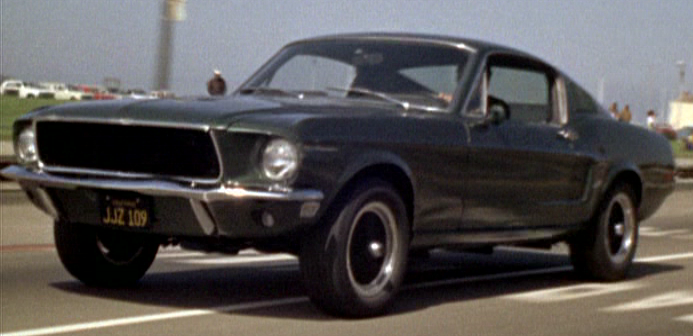 Ford Mustang 1963 foto - 4