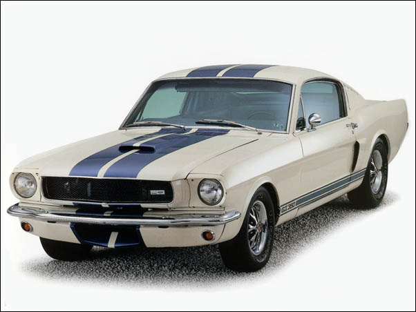 Ford Mustang 1963 foto - 5