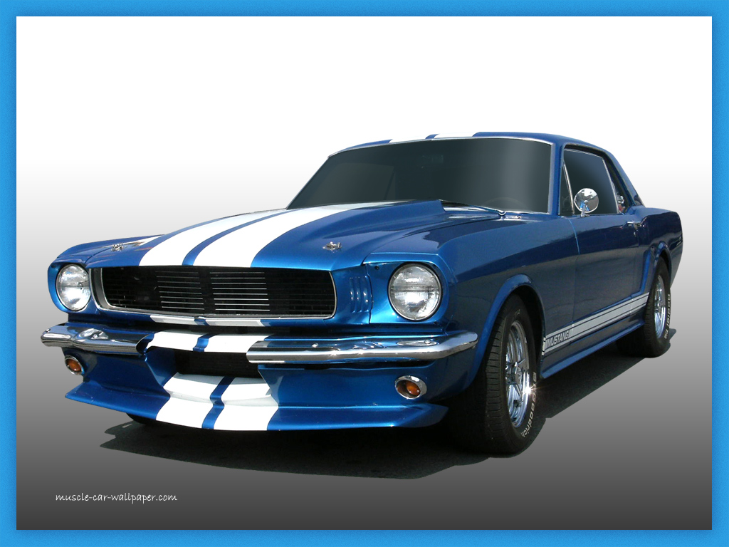 Ford Mustang 1964 foto - 1