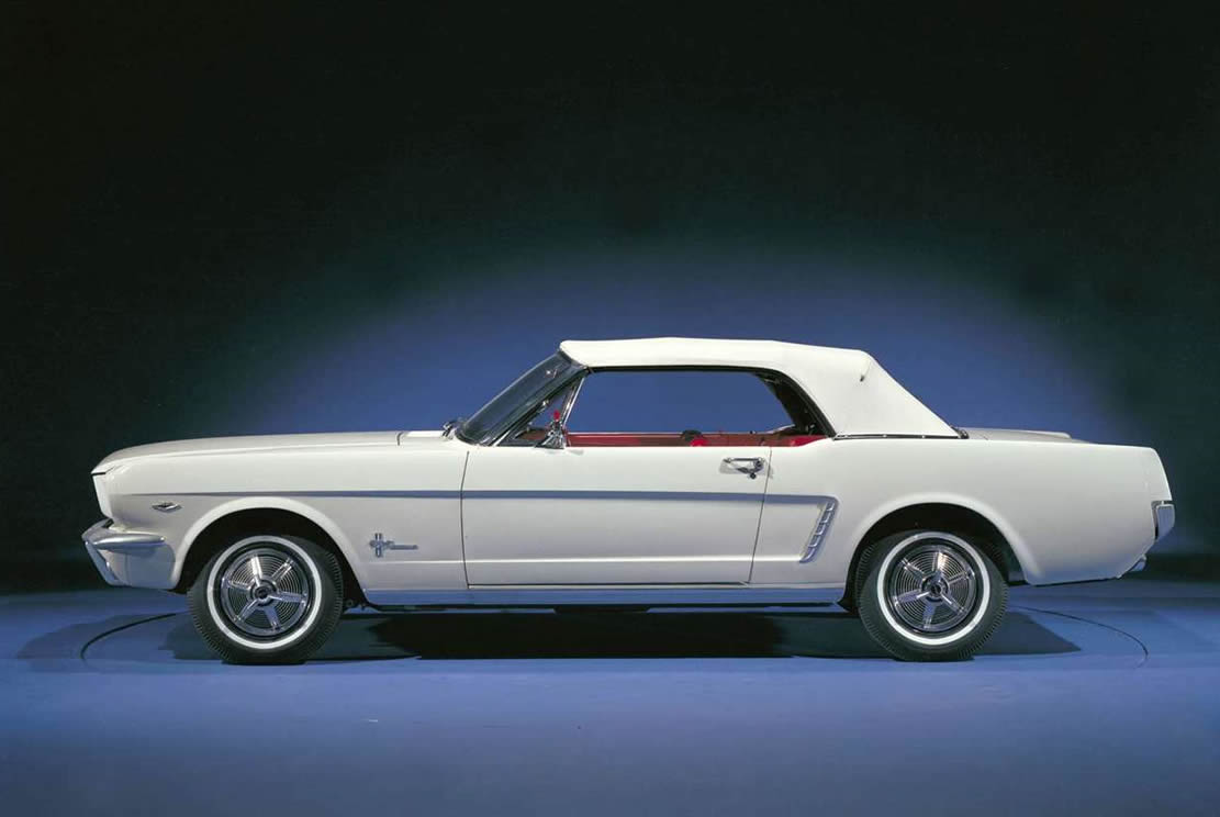 Ford Mustang 1964 foto - 2