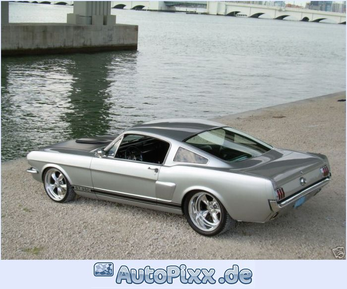 Ford Mustang 1965 foto - 4