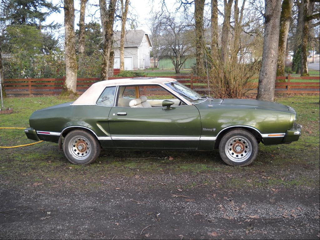 Ford Mustang 1974 foto - 2