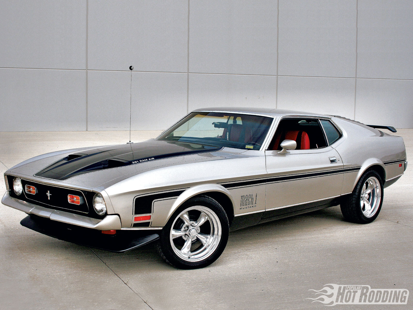 Ford Mustang 1974 foto - 3
