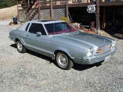 Ford Mustang 1976 foto - 2