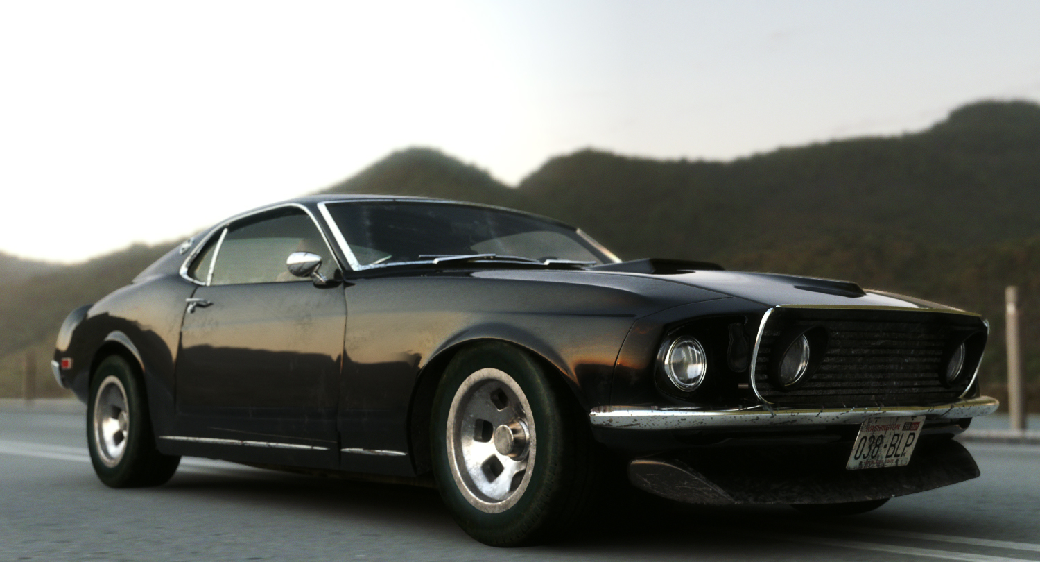 Ford Mustang 1976 foto - 3