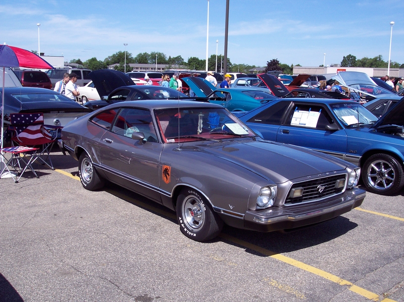 Ford Mustang 1976 foto - 5