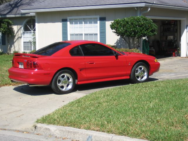 Ford Mustang 1994 foto - 2