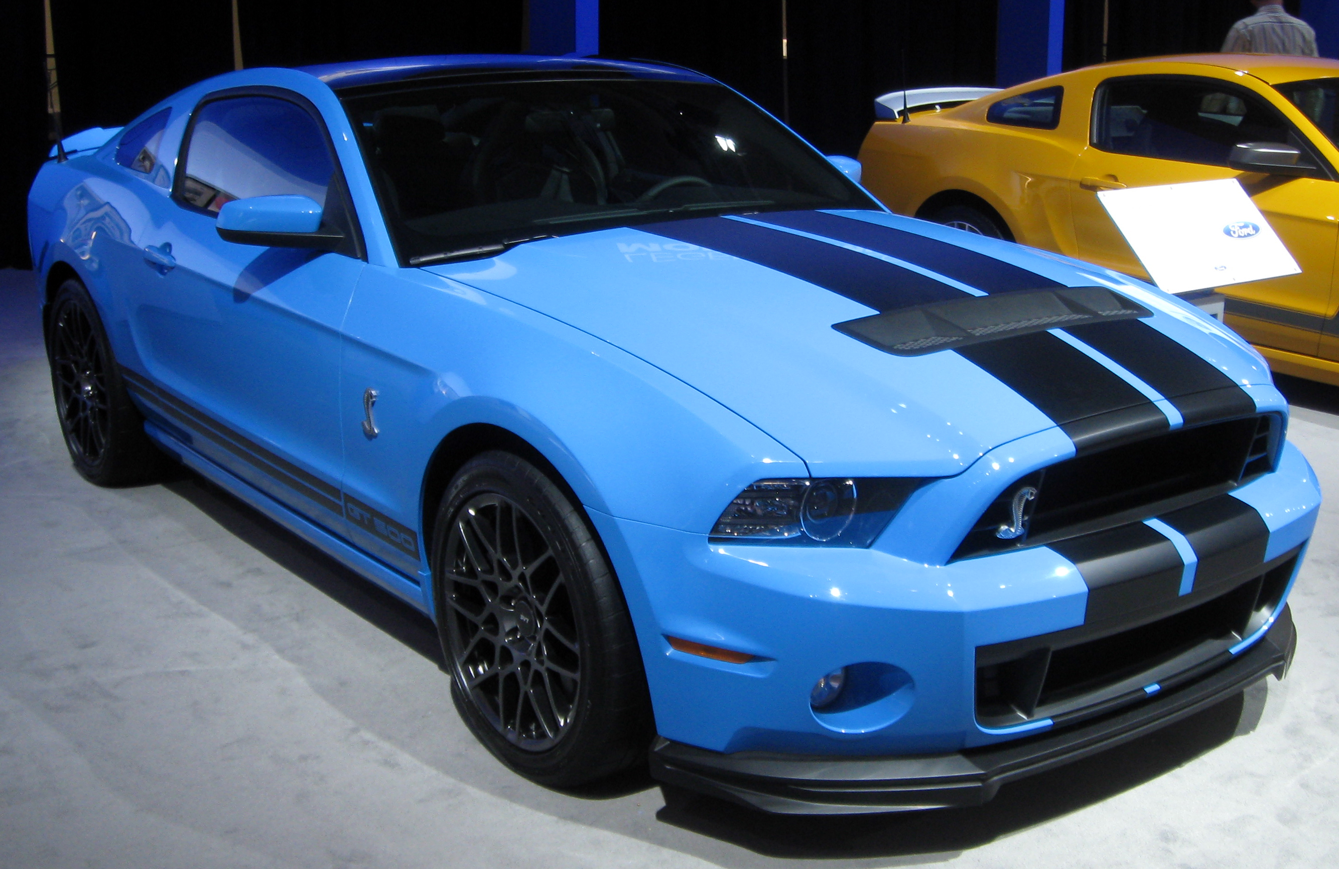 Ford Mustang 1994 foto - 5