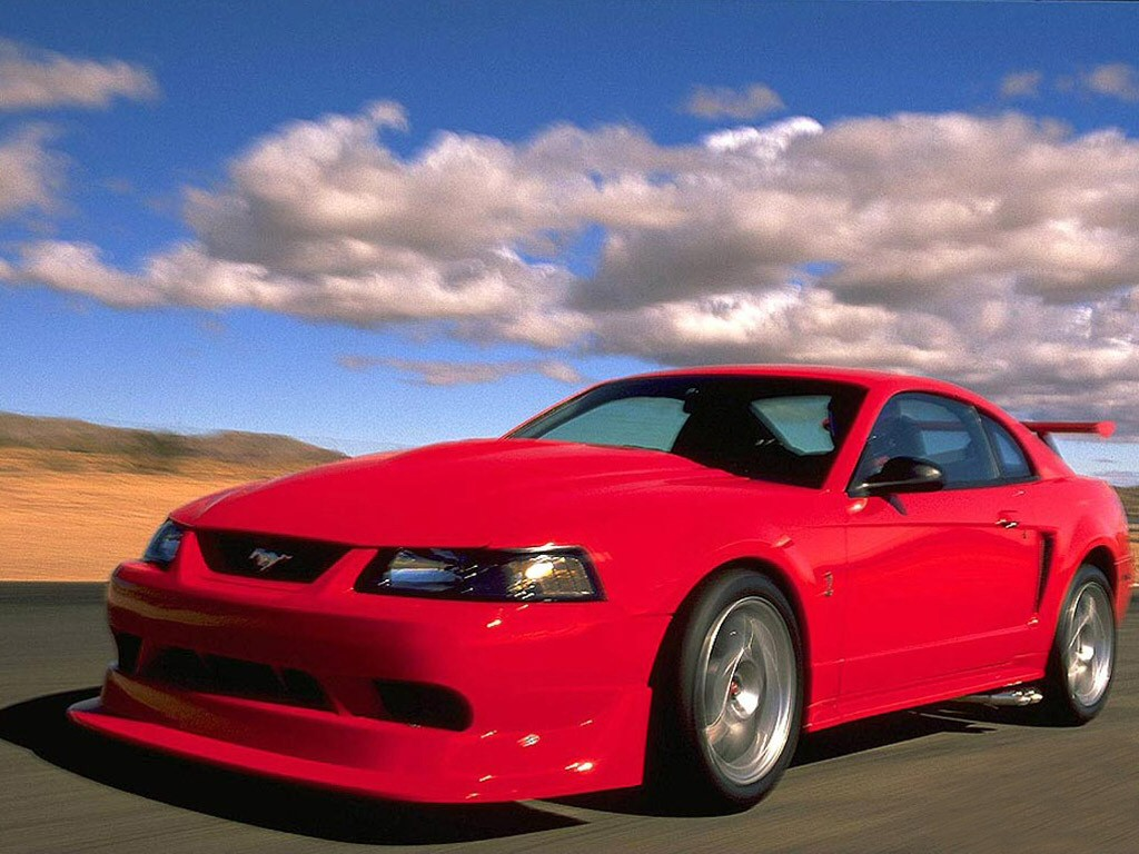 Ford Mustang 1996 foto - 2