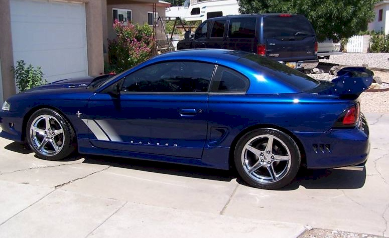 Ford Mustang 1997 foto - 2