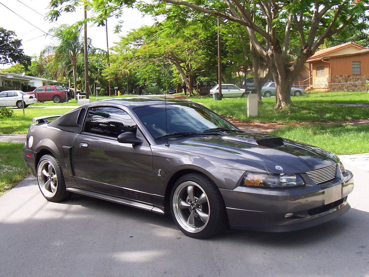 Ford Mustang 1998 foto - 1