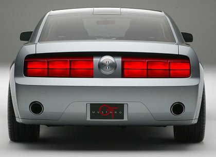 Ford Mustang 2003 foto - 2