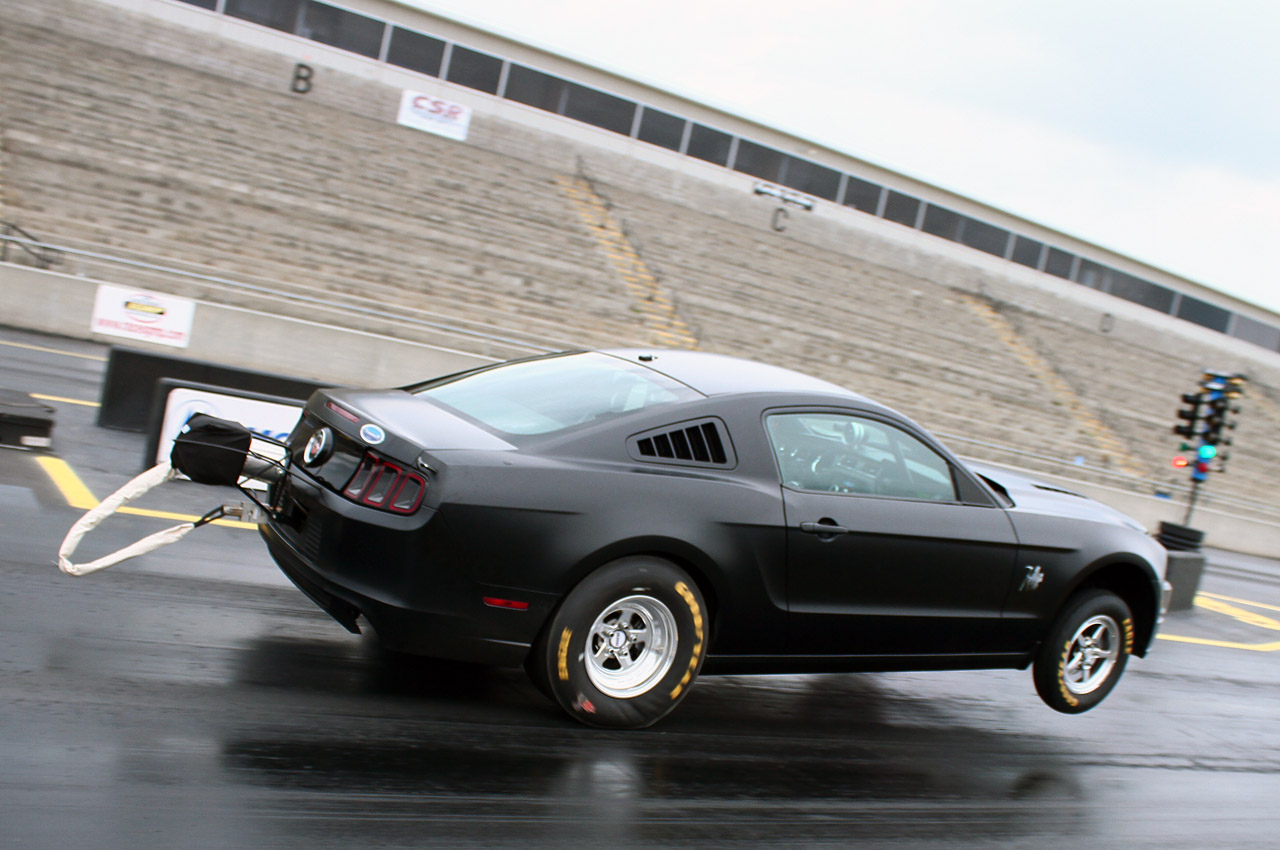 Ford Mustang 2003 foto - 5