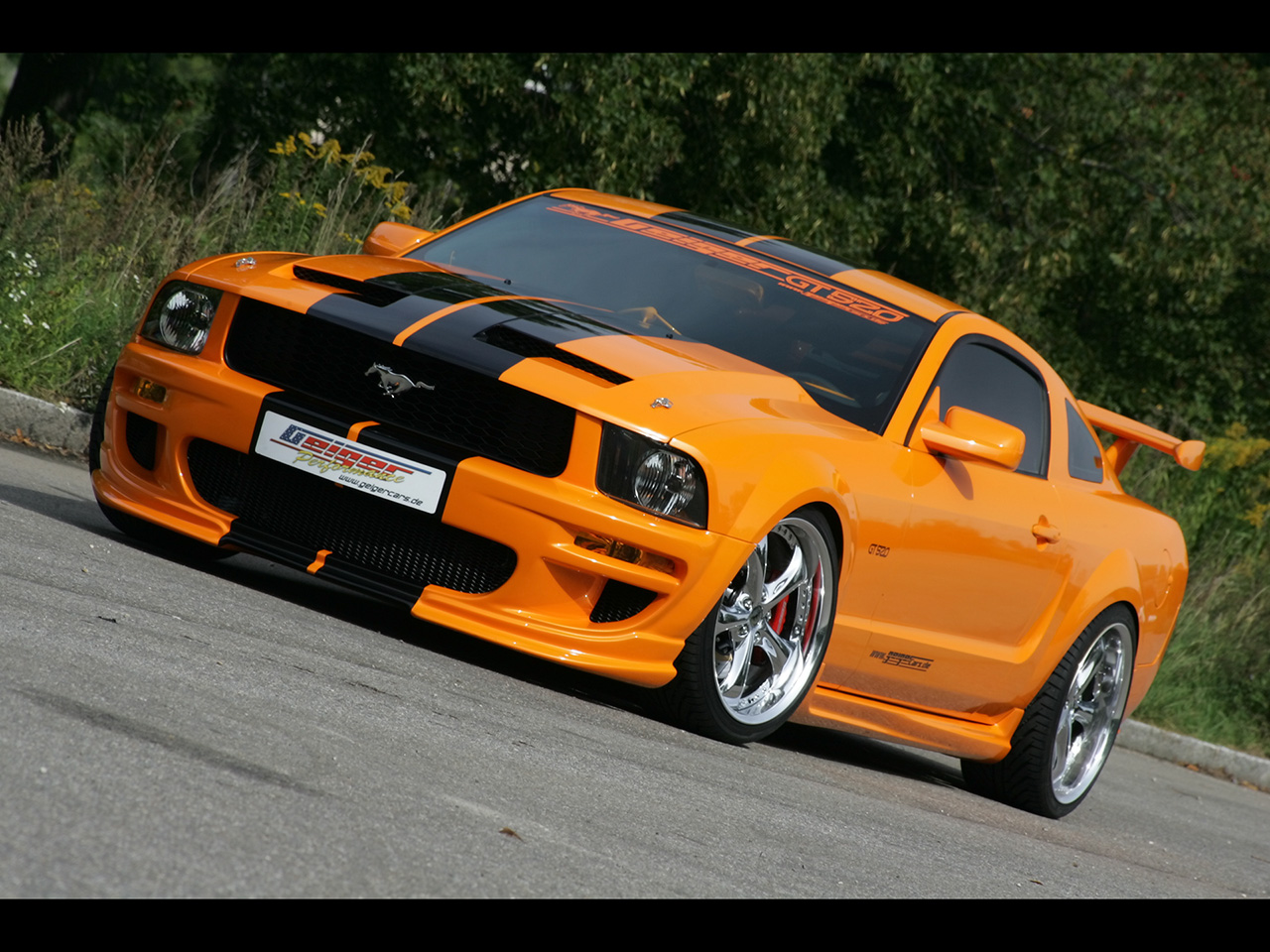Ford Mustang 2007 foto - 1