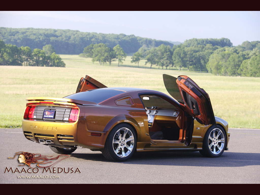 Ford Mustang 2007 foto - 2