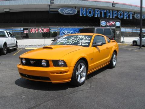 Ford Mustang 2007 foto - 4