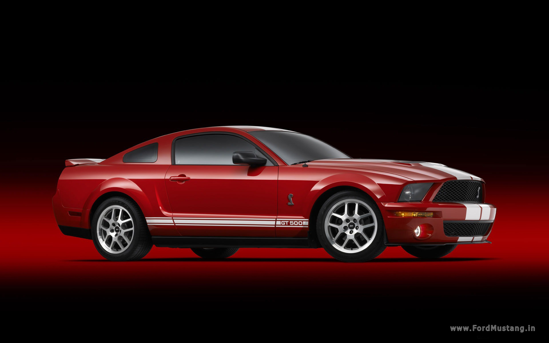 Ford Mustang 2007 foto - 5