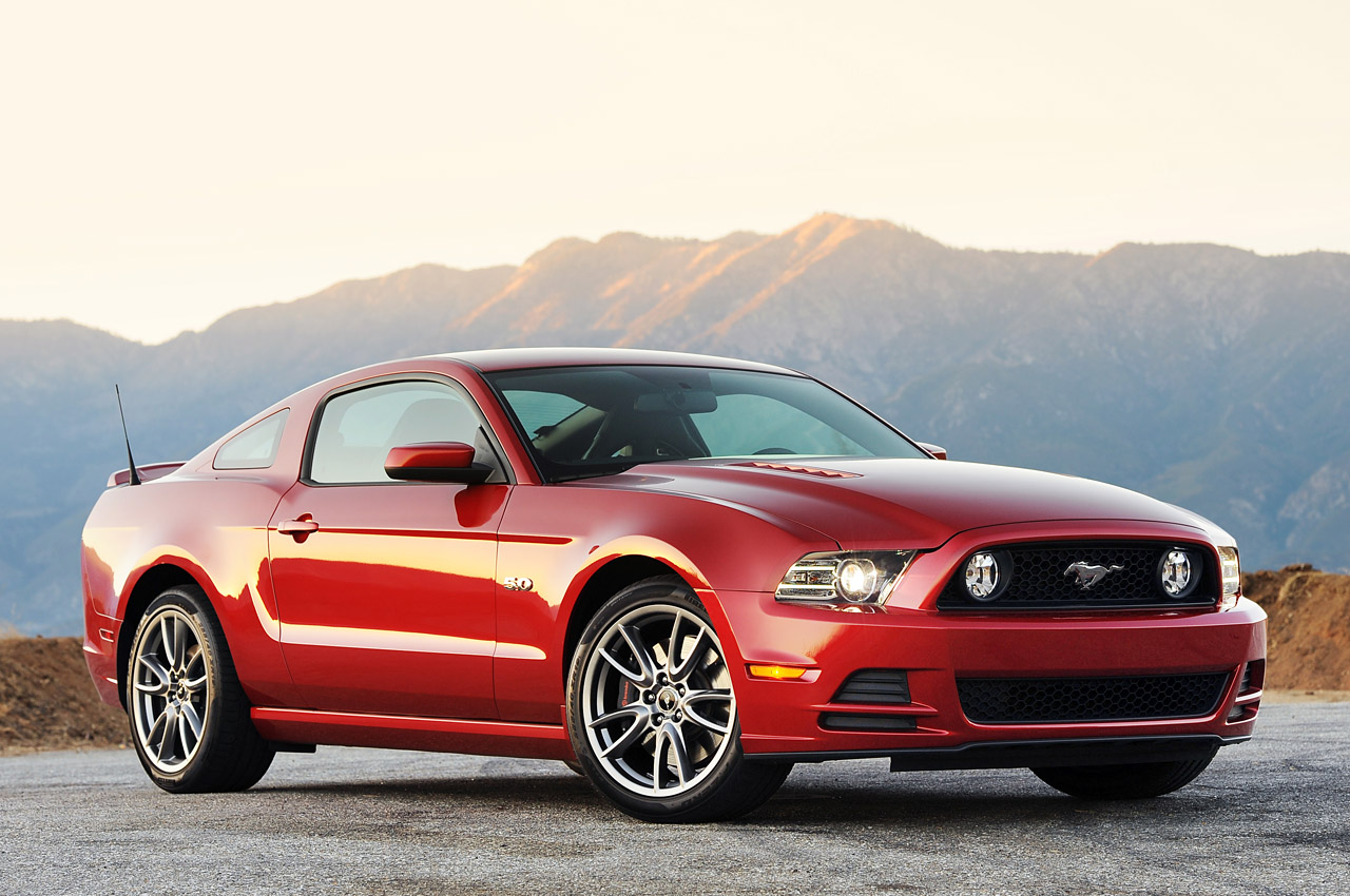 Ford Mustang 2014 foto - 3