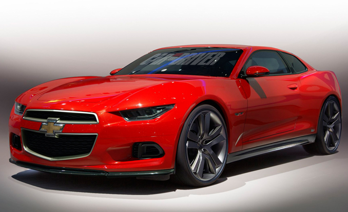 Ford Mustang 2014 foto - 5