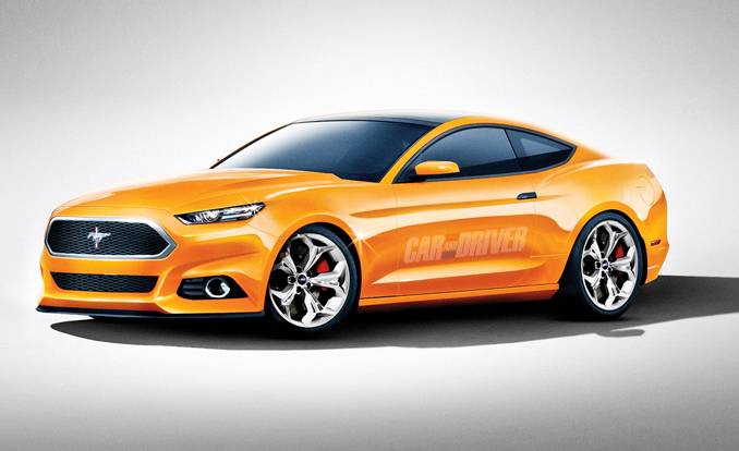 Ford Mustang 2015 foto - 1