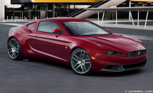 Ford Mustang 2015 foto - 2