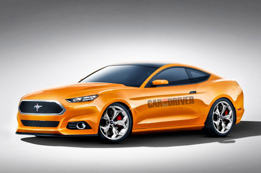 Ford Mustang 2015 foto - 3